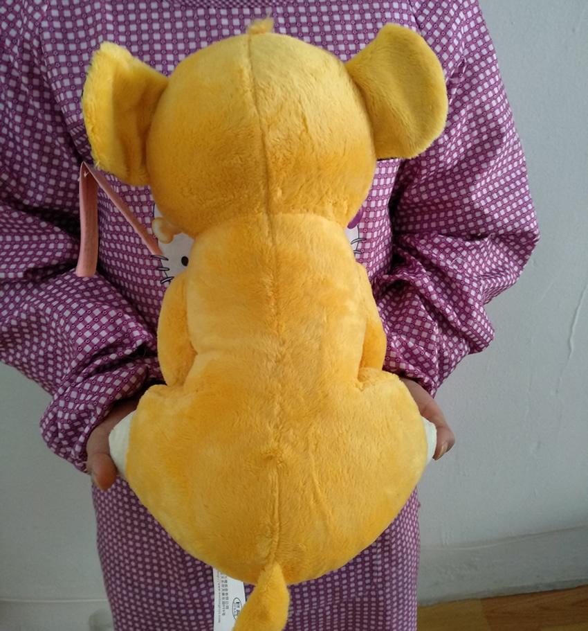 Free Shipping 30cm 11.8'' The Lion King Simba doll Young Simba Stuffed Animals Plush Soft Toys Children Boy Gifts