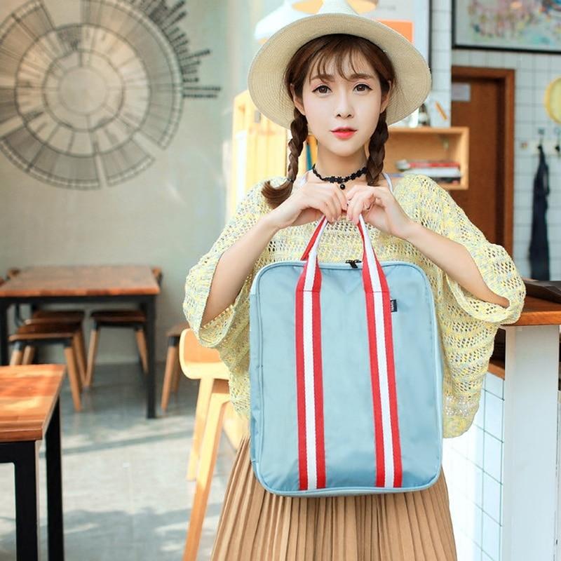 Кореялық стиль Су өткізбейтін сән - Багаж және саяхат сөмкелері - фото 3