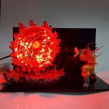 Dragon Ball Z Son Goku Action Figures Super Saiyan Kaiouken Kamehameha Anime Dragon Ball Super Goku DBZ Model Toy Figurine