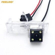 FEELDO 1 компл.. заднего вида светодио дный с светодиодный свет для Renault Fluence/Dacia Duster/Megane 3/Nissan Terrano