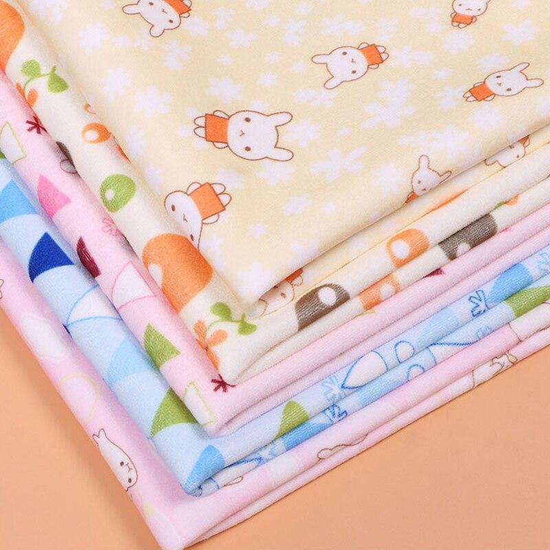 Bébé lavable trois couches respirant imperméable à l'eau couche-culotte nouveau-né adulte couche voyage matelas à langer matelas imperméable à l'eau