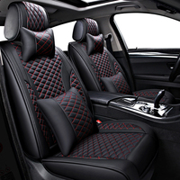 leather car seat covers for renault symbol logan 2 megane 2 captur kadjar fluence laguna 2 car accessories car seat protector