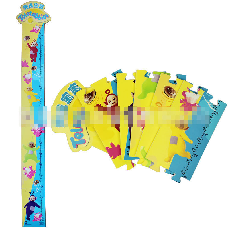 235cm Baby Weight Height Ruler Toys Antenna Baby Height Stick Child