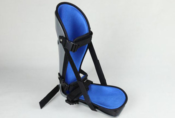 Inside and outside the eight correct foot drop orthotics hemiplegia ankle joint fracture fixed with a