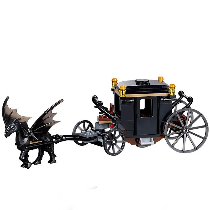 ALI shop ...  ... 32829013956 ... 4 ... New Harri Potter Legoinglys 39146 Hogwarts Express Set Train Building Blocks Bricks Kids Toys Christmas Gift ...