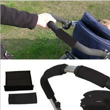 2pcs new Pram Stroller Accessories yoya yoyo Baby Stroller Armrest Protective Case Cover For Armrest Covers