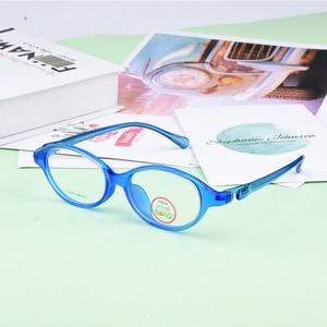 Image 4 - SECG Ultralight เด็กผู้หญิงกรอบแว่นตาสายตาสั้นแว่นตาเด็กกรอบแว่นตานักเรียนแว่นตา
