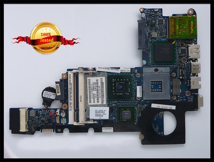 Top quality , For HP laptop mainboard DV3 CQ35 530780-001 laptop motherboard,100% Tested 60 days warranty for hp cq35 cq36 dv3 2100 2200 dv3z dv3z 1100 laptop fan