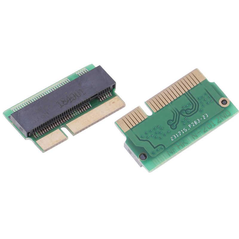 Hinzufügen Auf Karten PCIE zu M2 Adapter M.2 SSD PCIE Adapter SSD M2 Adapter M.2 NGFF AHCI 2280 SSD 12 + 16 Pin für Macbook Air 2013