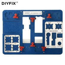 Circuit Board PCB Holder Jig Fixture for iPhone 8/8P/77P/6S/6SP/6/6P Logic A8 A9 A10 A11 Chip with Fingerprint Repair Tool