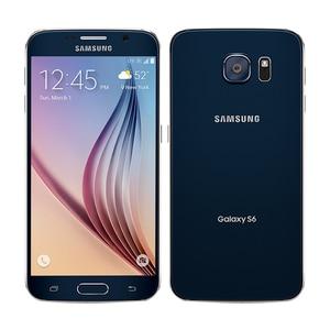 Image 3 - סמארטפון סמסונג גלקסי S6 G920F/G920V/G920A יחיד sim כרטיס אוקטה Core 3G RAM 32GB ROM WCDMA LTE 16MP מצלמה 5.1 אינץ Bluetooth