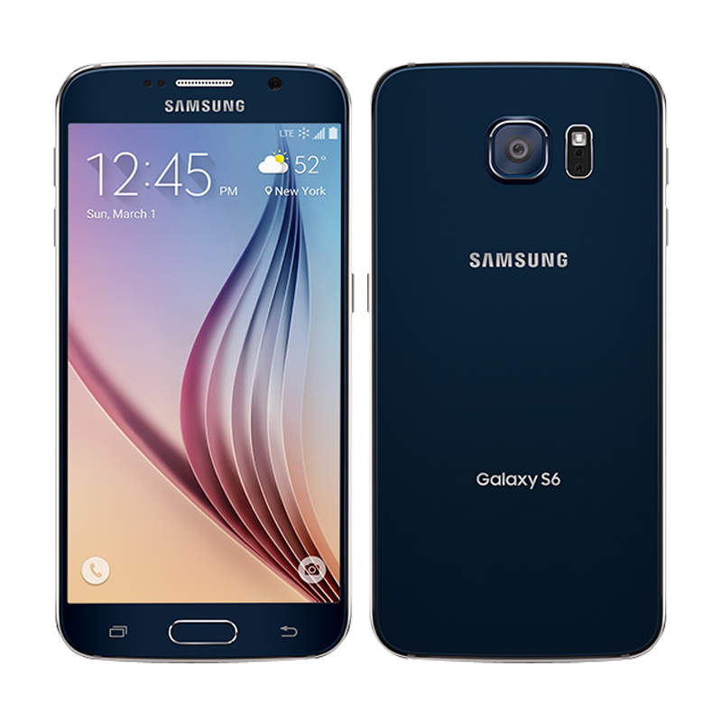 Image 3 - Unlocked Samsung Galaxy S6 G920F/G920V/G920A single sim card Octa Core 3G RAM 32GB ROM WCDMA LTE 16MP Camera 5.1 inch Bluetooth-in Cellphones from Cellphones & Telecommunications