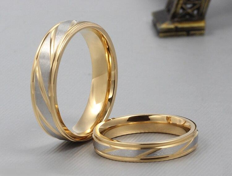 Aliexpresscom Buy gold color custom alliance stainless steel
