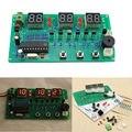 5V-12V AT89C2051 Multi Function Six Digital LED DIY Electronic Clock Kit SH-E 878