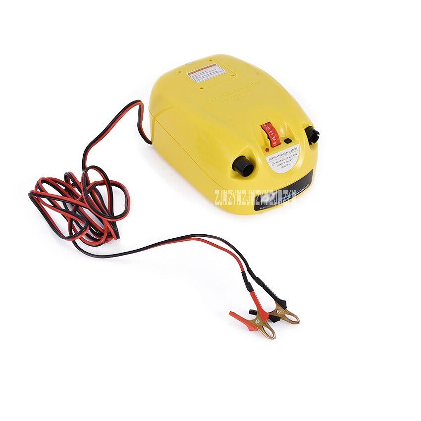 GP-80  500L/min Electric Pump For Inflatable 12V Electric Pneumatic Pump Pneumatic Tube Diameter 20MM Maximum Pressure 80KPa