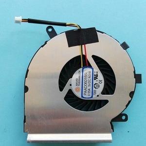 Image 2 - New original CPU GPU cooling fan For MSI GE72 GE62 PE60 PE70 GL62 GL72 fan Cooler PAAD06015SL N317 N318 0.55A DC 5V N303 N302