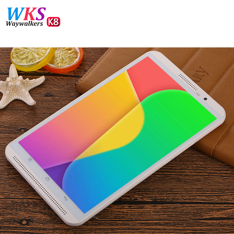 2018 New Fashion 8 Inch Android Tablet PC Dual Camera and SIM WIFI 7 8 9 10 inch android 5.1 tablets Octa Core Big Speaker