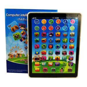New Kids Children TABLET Computer PAD Educational Learning Toys Gift For Boys Girls Baby 19*14.5*2CM(China)