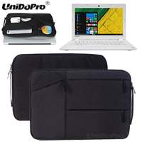 Unidopro Classic Multifunctional Notebook Aktentasche Sleeve Briefcase For Lenovo 110s Mallette Handbag Case Carrying Bag Cover