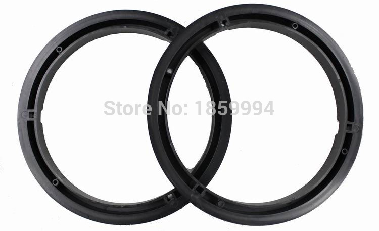 "elülső és hátsó ajtó Hangszóró szőnyeg rögzítése Adapter tartó Ring6.5 ""hüvelykes autó SUZUKI / SX4 / Swift / CROSS / Alto / Grand Vitara"