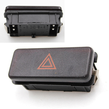 High Quality For BMW E31 E32 E 34 E36 61311374220/61311390722 Emergency Warning Stop Flasher Hazard Switch Hot Selling image