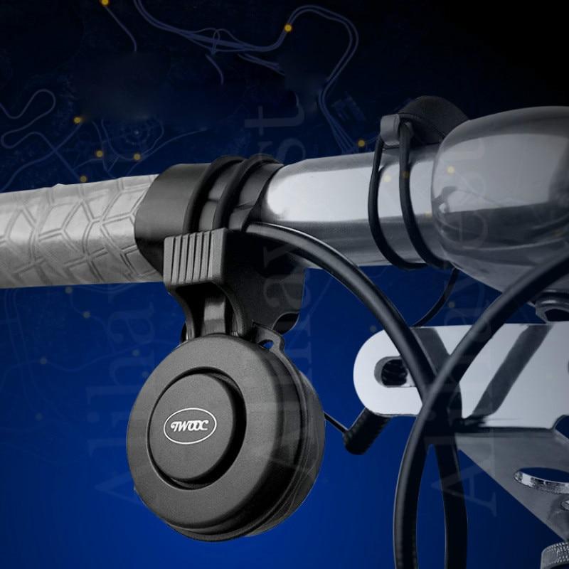 Image 4 - Перезаряжаемые скутер колокол 120dB Водонепроницаемый руль звуковой сигнализации для Xiaom Mijia M365 Ninebot ES1 ES2 скутер qicycle EF1 велосипед-in Детали и аксессуары для скутера from Спорт и развлечения