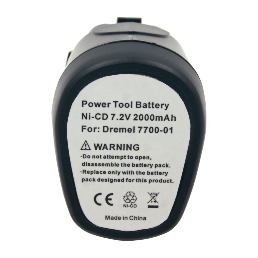 7 2v 2000mah Ni Cd Tools Battery For Dremel Multipro