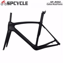 Spcycel T800 Road Carbon Bike Frames Chinese Facotry Carbon Frames Full carbon Bicycle Racing Cycling Framesets