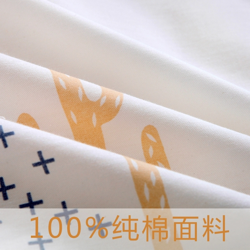 4pcs~10 pcs Cotton Baby Cot Bedding Set Korean Style Baby Bed Linens Set Customized Crib Bedding Kit Crib Bumpers Bedclothes