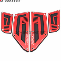 For Yamaha T MAX T MAX TMAX 530 2012 2013 2014 2015 2016 Footrest Motorcycle Accessories Footboard Step Autobike Moto Foot Plate