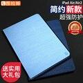 Floresta air2 para ar Ipad de ar 2 Tablet PU capa de couro inteligente Filp capa protetora da pele com presente