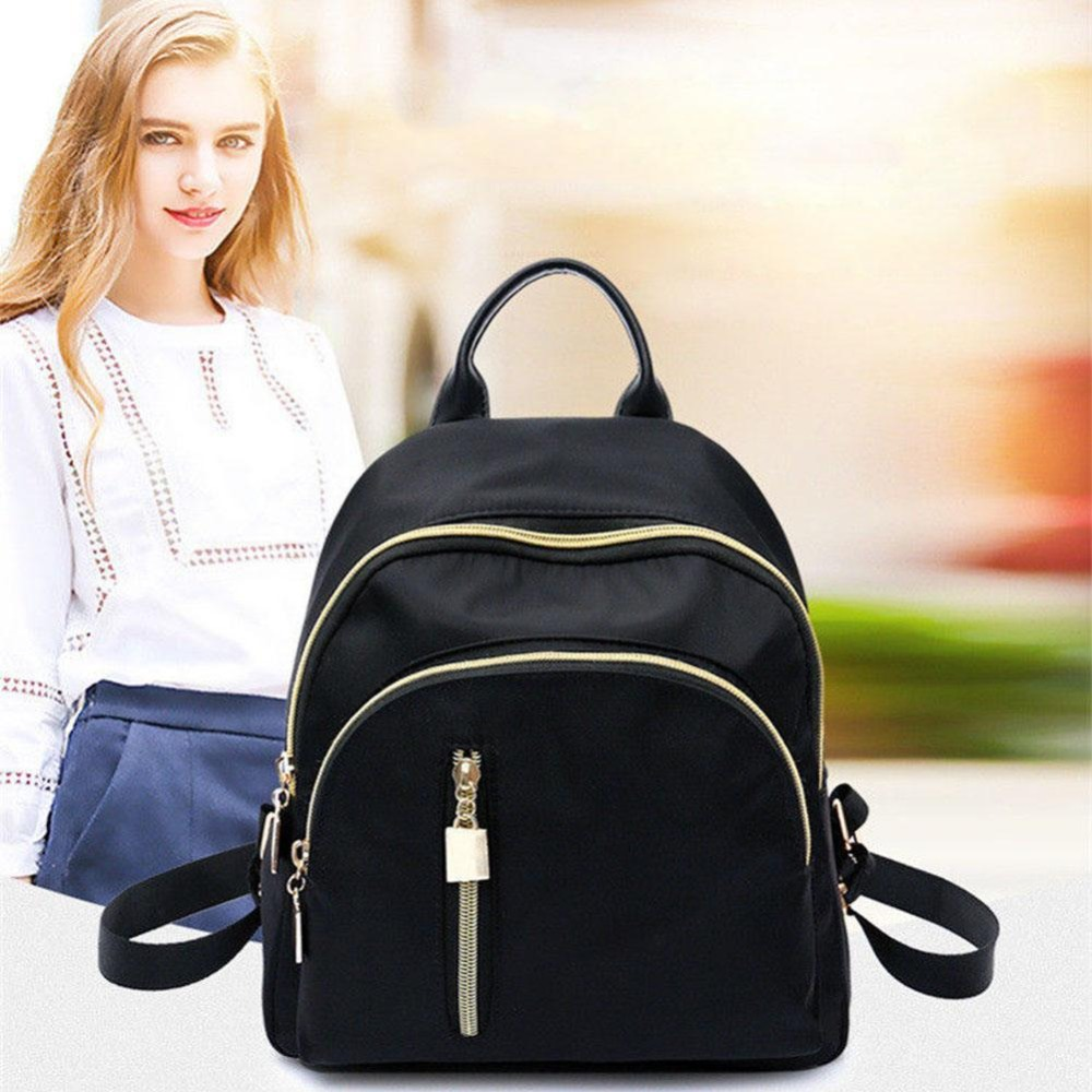 Women Mini Backpack Oxford Female Casual Solid Bag Oxford Waterproof Bag Portable Travel Bag Teenage Schoolbag Small BackpackWomen Mini Backpack Oxford Female Casual Solid Bag Oxford Waterproof Bag Portable Travel Bag Teenage Schoolbag Small Backpack