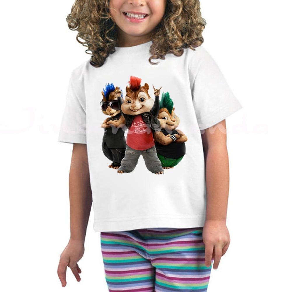 alvin superstar maglietta