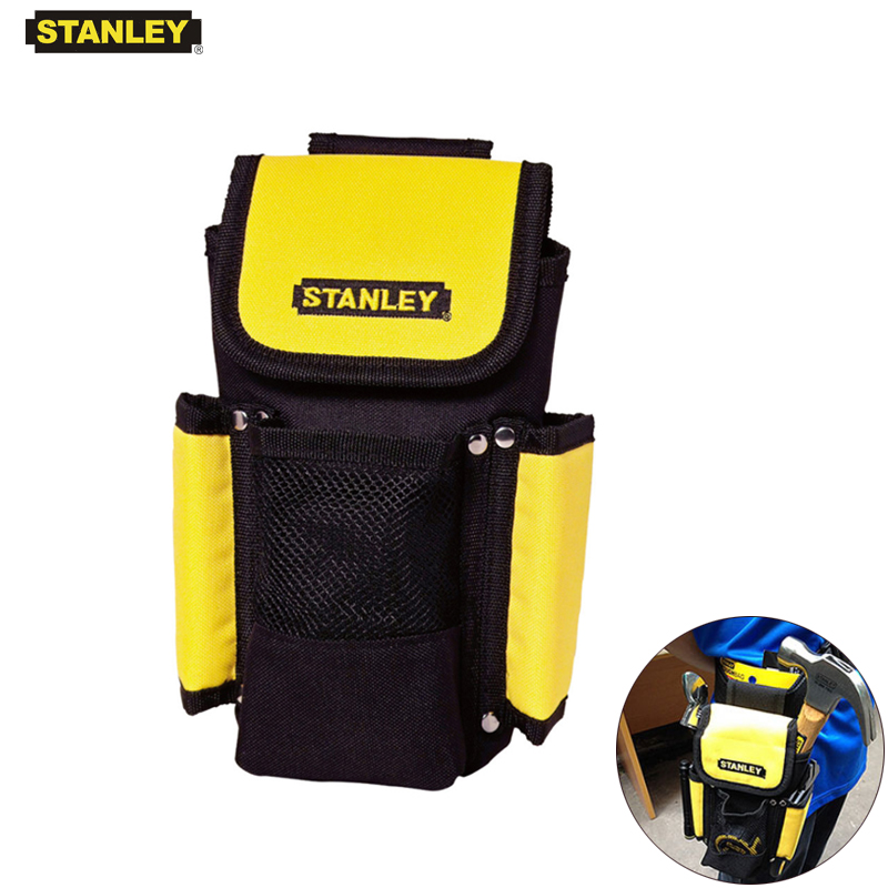 Stanley Durable Waterproof Waist Tool Bags Toughbag Knitting Hip Tools Bag Small Size Nylon Lighter