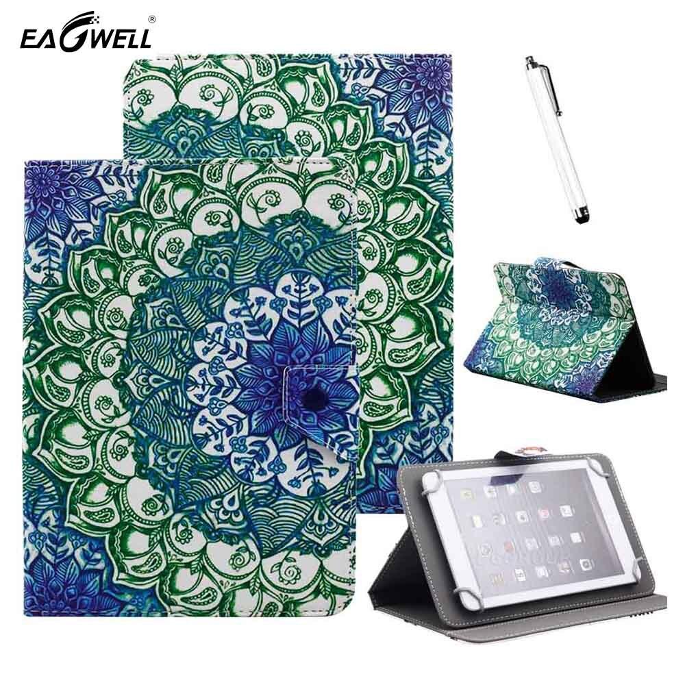 8 pouce Universel En Cuir PU Tablet PC Cas pour Lenovo Tab 3 pour Asus Zenpad 8.0 Z380 Z380C Z380KL pour GALAXY Tab 3 Stand couverture