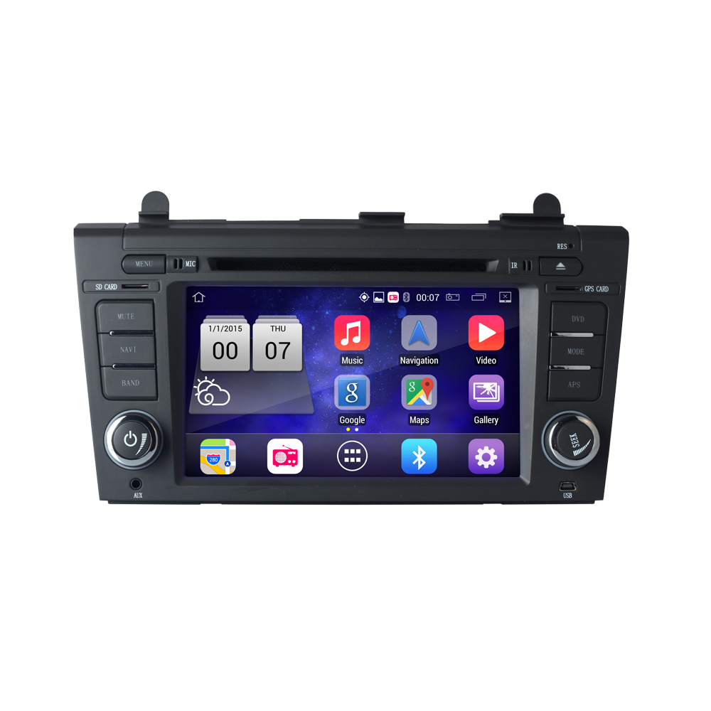 Android 5 1 1 Lollipop Car Dvd Player Gps Radio Navigation