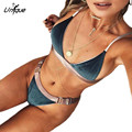 Sexy  Push Up Set Two Piece Sets V-neck Tops+Shorts Women Summer Sporting Suits RS422