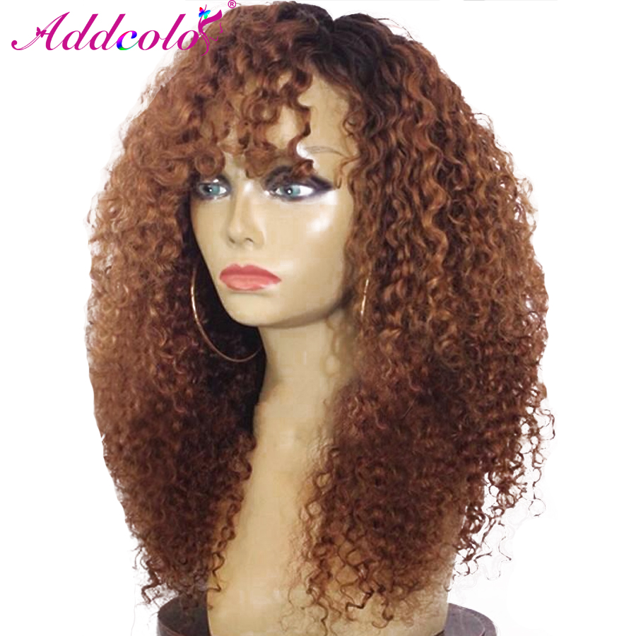 200 Density 1bt 30 Ombre Wig Silk Base Full Lace Human
