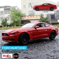 2016 Hot Sale Maisto 1/18 Alloy Car Model 2015 Ford Mustang GT DIecast Car Model Toy for Collection/Toys Gift