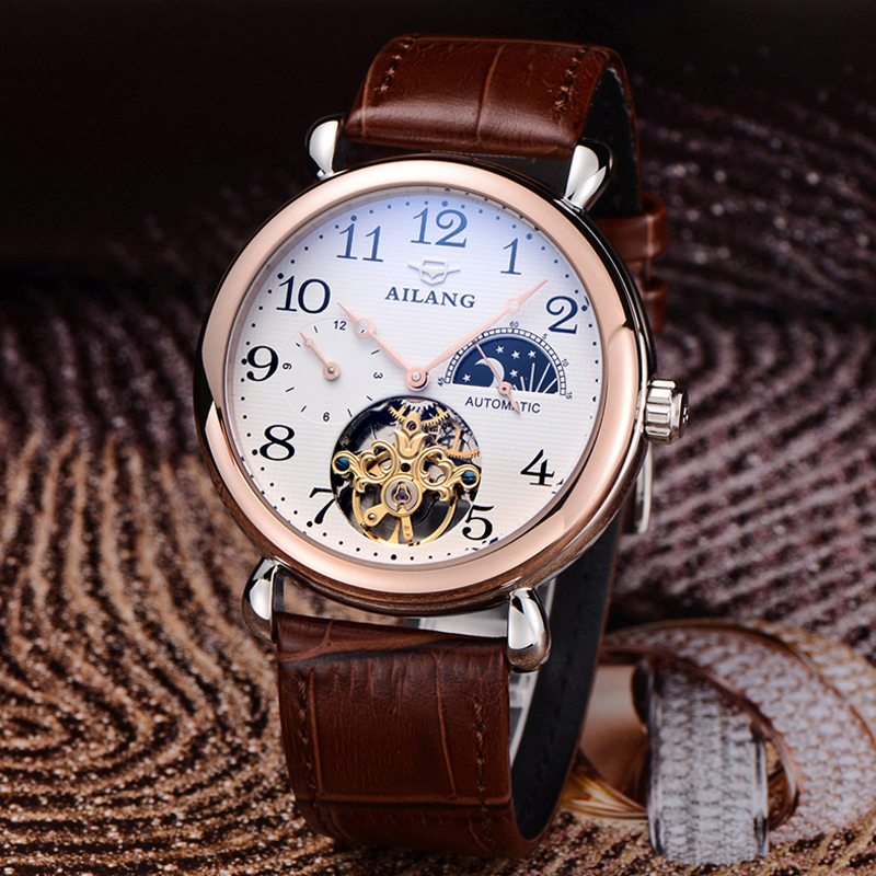 Relojes para hombres, la mejor marca de lujo en 2016 Reloj deportivo - Relojes para hombres - foto 3