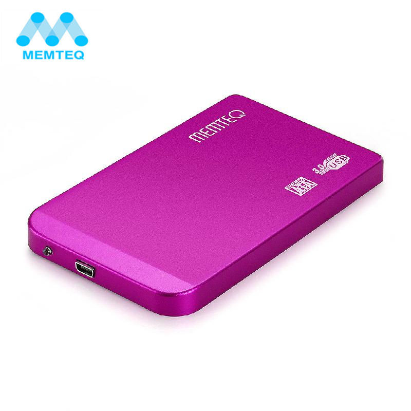 MEMTEQ Box HDD Case USB 3.0 2.5″ sata enclosure HDD Enclosure Hard Drive Disk Case Box Enclosure External HDD Box Aluminum Alloy
