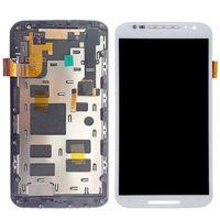 Full LCD Touch Digitizer Screen +Frame For Motorola moto X+1 X 2nd Gen 2014 XT1096/XT1092 free shipping