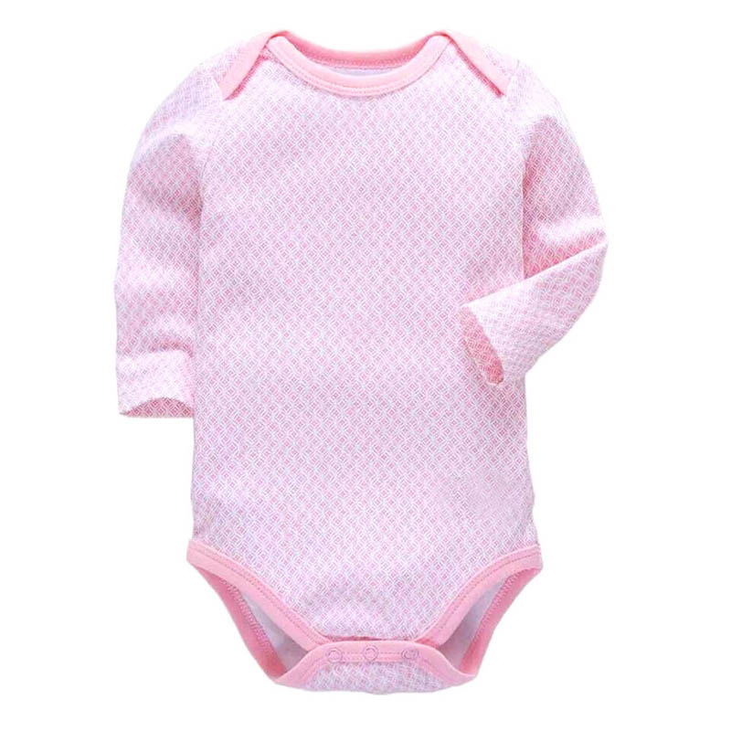 Baby Bodysuits Autumn Top Quality Baby Girl Boy Clothes 100% Cotton Long Sleeve Underwear Infant Baby Jumpsuit 0-24M