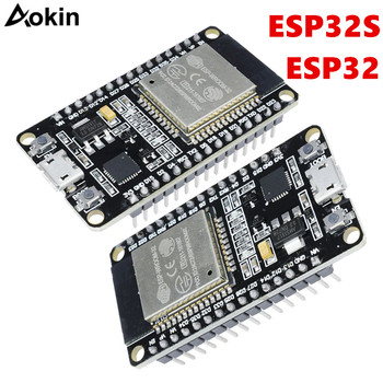 ESP32 ESP32S ESP-32S ESP-32 CP2102 Wireless WiFi Bluetooth Development Board Micro USB Dual Core Power Amplifier Filter Module