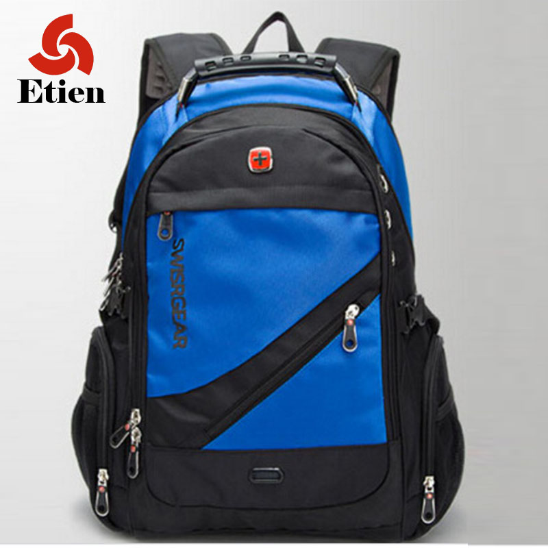 Backpack Hot Sell !!! 2016 waterproof business backpack men school bags for teenagers   travel backpack