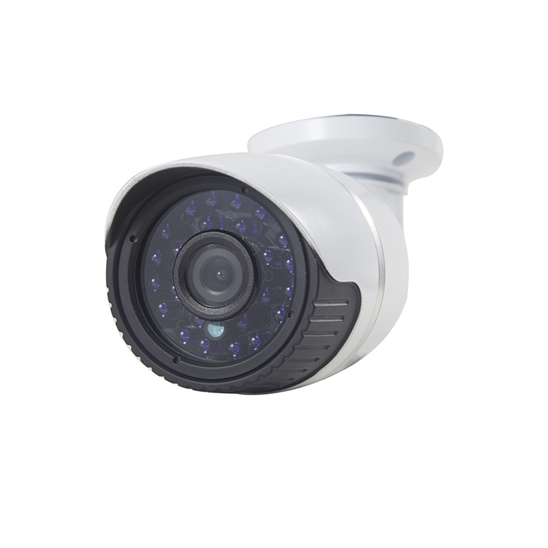 PARASOLANT Security Camera 1.3MP Plug and Play HD IP Network Camera - White HD Security Camera Surveillance Camera Outdoor security investigations