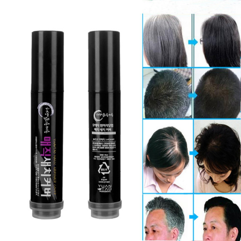 Hair Care & Styling New 2018 Hot Fashion Hair Color Pen New Fast Temporary Hair Dye To Cover White Hair Dyed Hair Pen Drop Shipping Beauty & Health