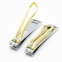 New Nail Clippers Stainless Steel Cutter Trimmer Manicure Set Cuticle For Men Women Kid