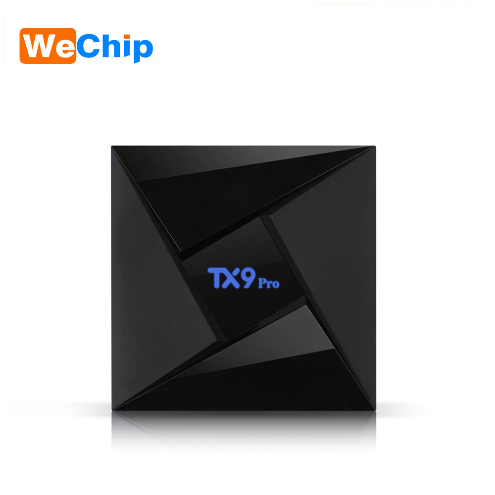 TX9 Pro TV Box Amlogic S912 Octa-core Smart Android 7.1 TV box 3GB 32G OS Bluetooth 4.1 1000M LAN 2.4G+5.8G Wifi Media Player tanix tx9 pro android 7 1 tv box amlogic s912 octa core cpu set top tv box 3gb 32g bt4 1 2 4g 5 8g wifi 1000m lan smart tv box