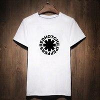 Unisex Style Rock Punk Music Letter Printed T Shirt Female Tshirt Women Tee Shirts Hipster White